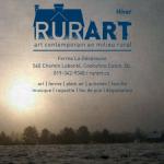Affiche RURART Hiver 2016