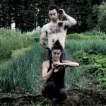 Amélie Lemay-Choquette - RURART Été 2014 - Duo danse contemporaine avec Greg Selinger