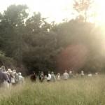 RURART Été 2014 - public parcours artistique