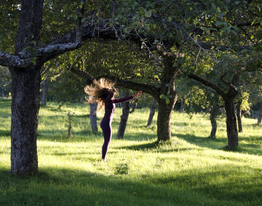 Amélie Choquette - danse contemporaine