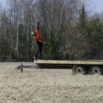 Gerg Selinger, Amélie Choquette - Danse contemporaine - danse contemporaine