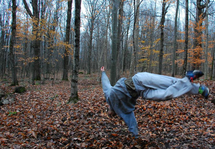 Greg Selinger - breakdance contemporain