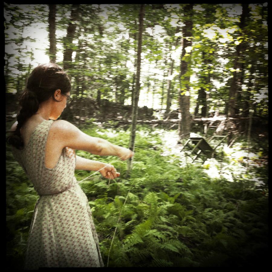 Été 2012 - Carolann Shea - danse contemporaine