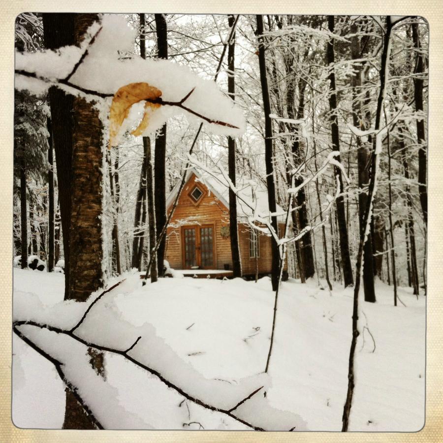 Refuge de repo et présentation hiver