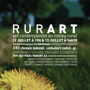 affiche_rurart.rural.art.culture.nature.agrotouristique.social