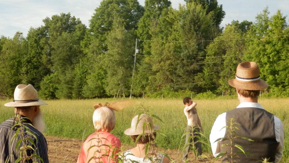 RURART Été 2014 - Danse contemporaine Greg Selinger