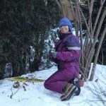 Hélène Routhier - le froid comme partenaire de création