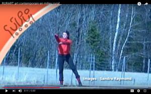RURART, prix relève en Estrie 2013, capsule radio canada