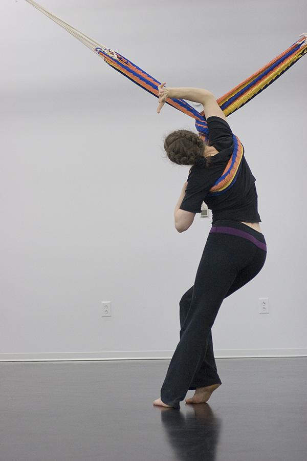 Nancy Letendre Artiste ICI Danse photo: Charles Antoines-Caron