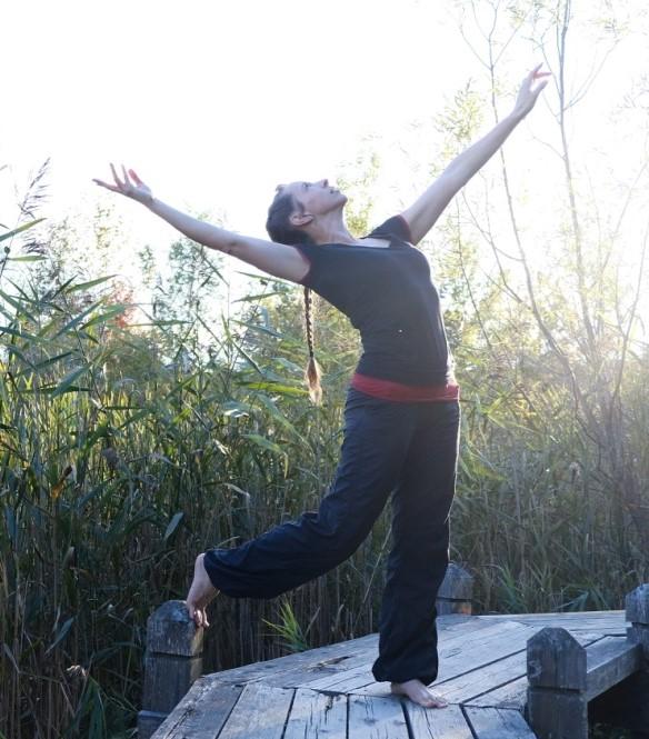 Nancy Letendre Artiste ICI Danse crédit photo Marc-Andrée Mongeau