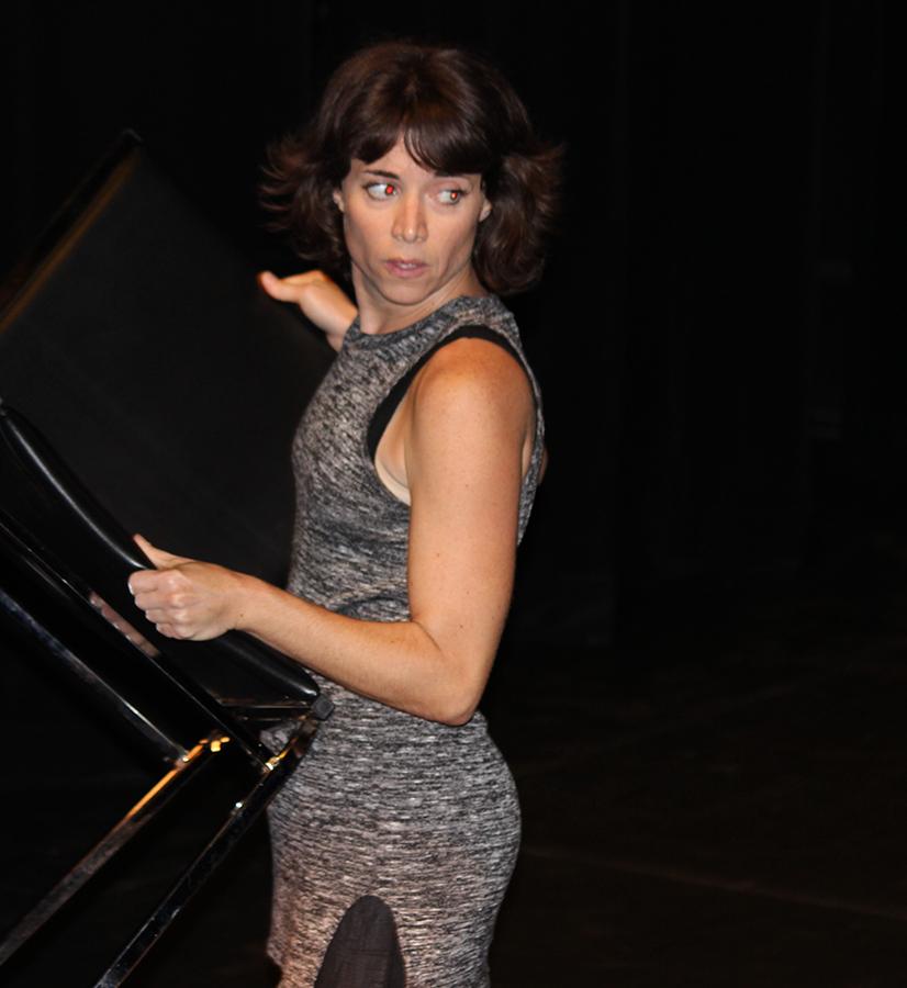 Marysole Gagnière Artiste ICI Danse photo: inconnu